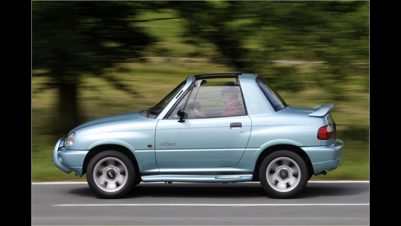 Suzuki Vitara X-90