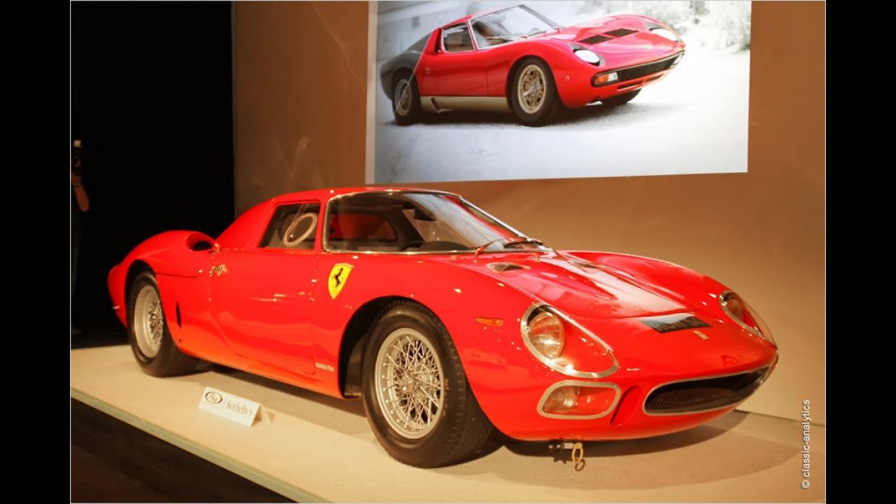 Platz 2: Ferrari 250 LM, Baujahr 1964