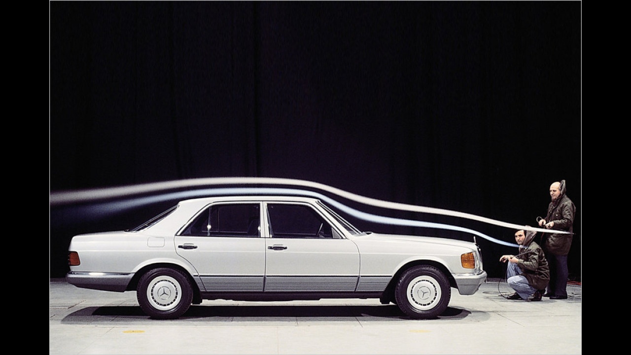 Mercedes W 126 (1980)