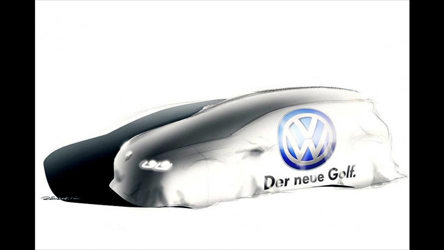 VW Golf (2012): Größer, leichter, sparsamer