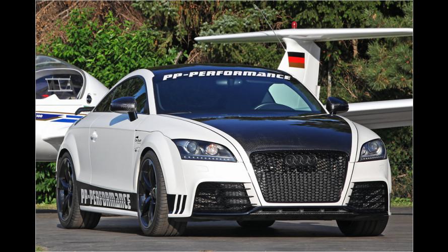 Audi TT RS von PP Performance und Cam Shaft