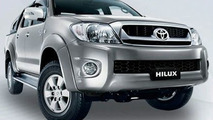 Toyota Hilux Facelift