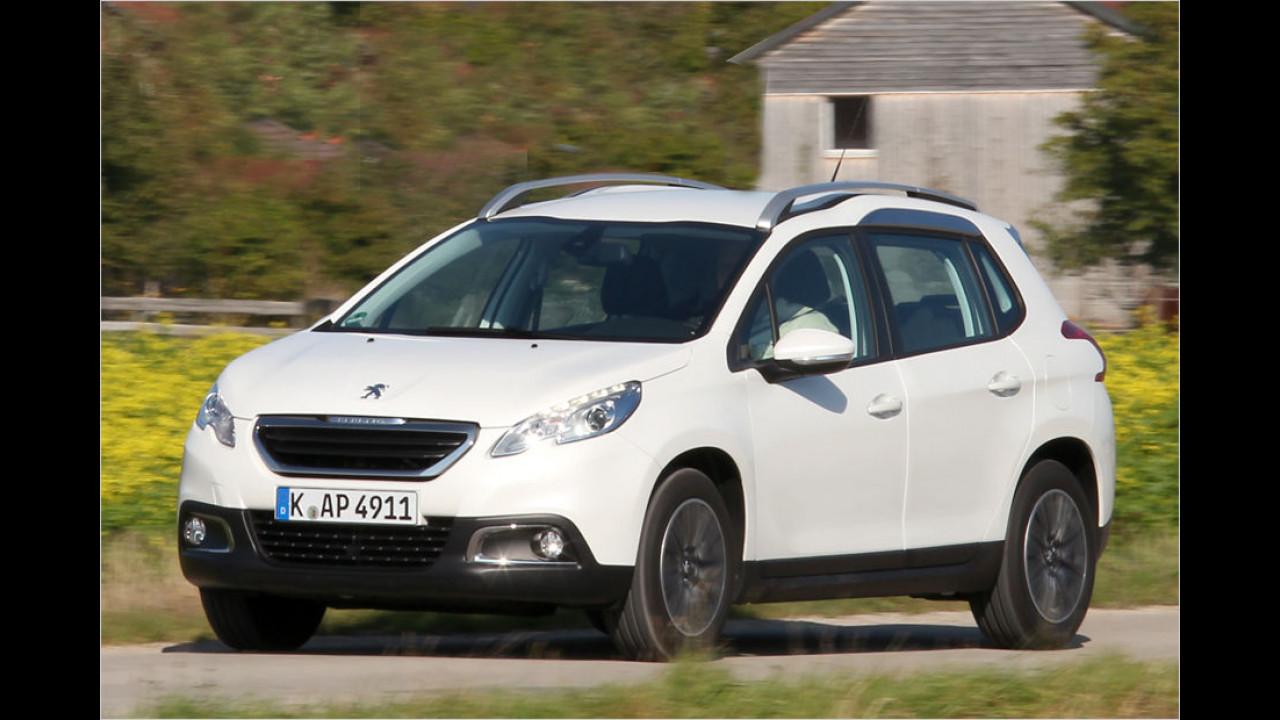 Peugeot 2008 e-HDi 92