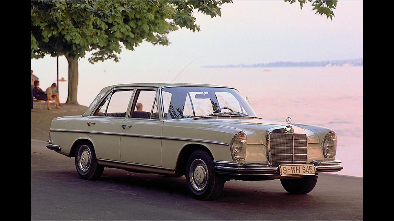 Mercedes W 108 (1965)