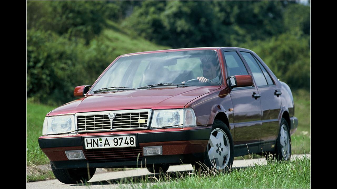 1984: Lancia Thema