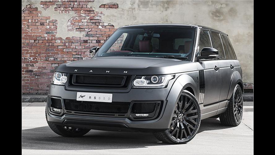 Range Rover V8 Supercharged von Kahn
