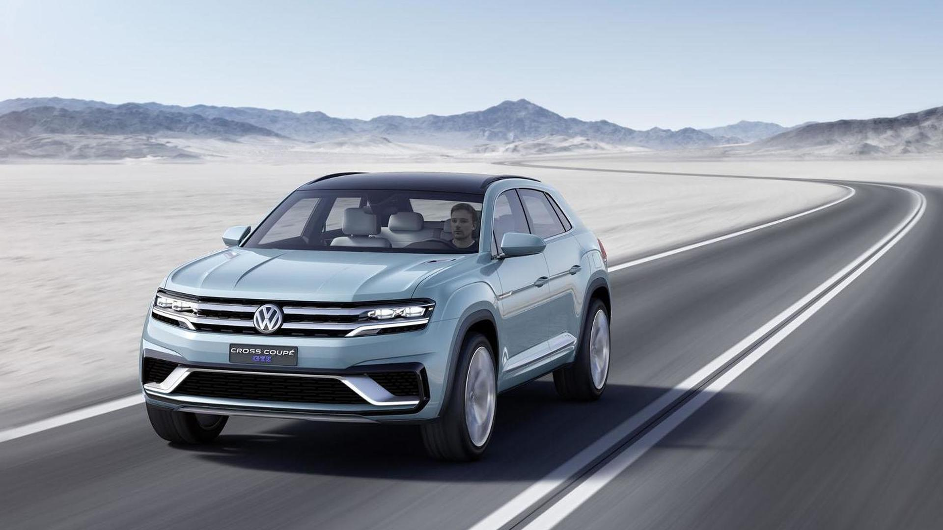 Vw Cross Coupe Gte Release Date >> Vw Allegedly Preparing Tiguan Coupe For 2018