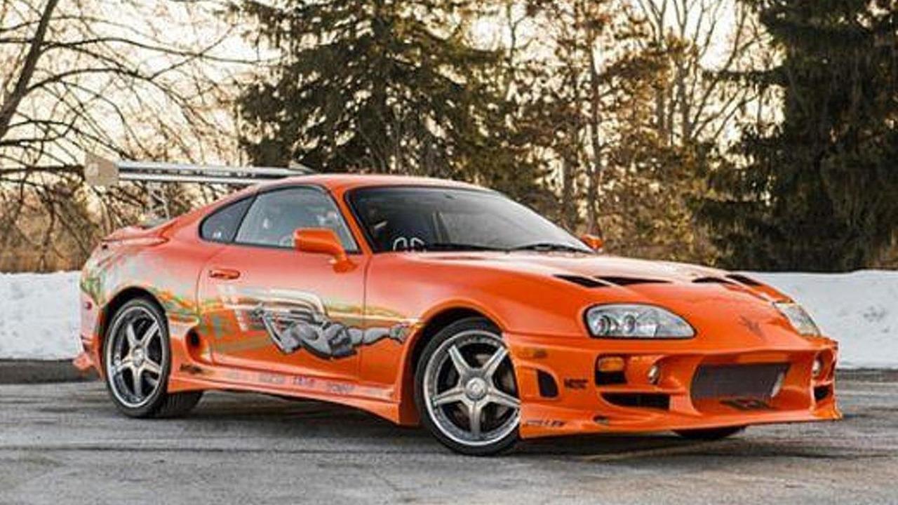 1993 Toyota Supra a Gyors és Dühös kategóriából