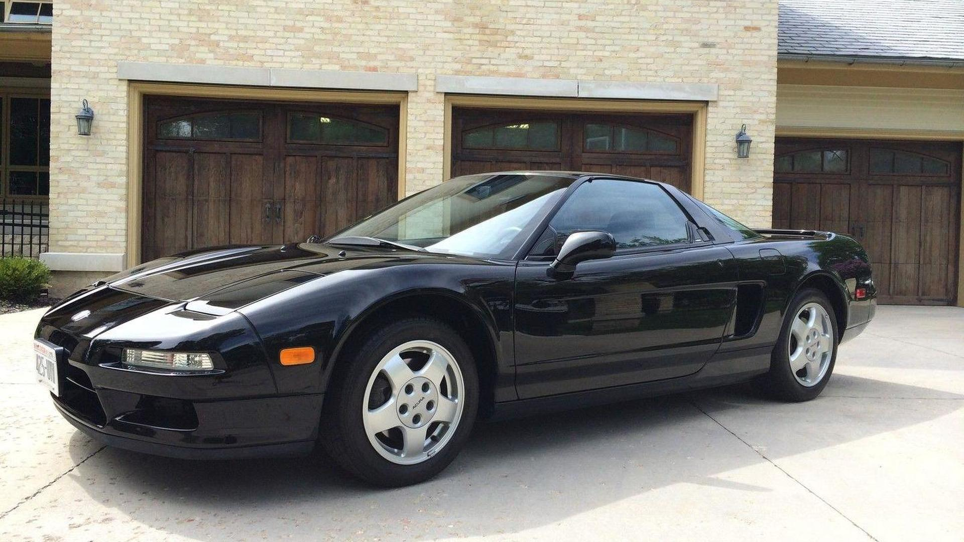 Mint Acura NSX Looking For Its New Owner In EBay - Acura nsx for sale by owner