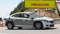 Next-gen Renault Megane / Laguna test mule spy photo