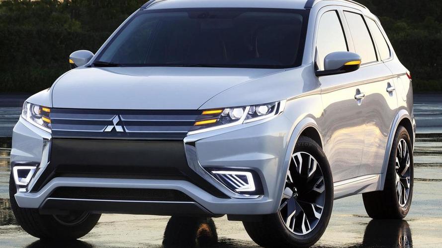 Mitsubishi reveals Outlander PHEV Concept-S prior to Paris Motor Show premiere
