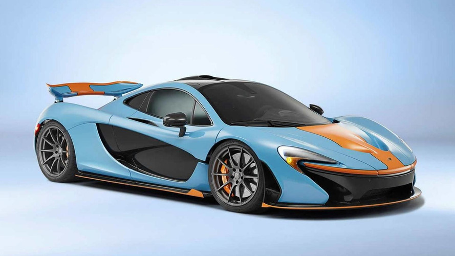 Businessman and philanthropist Miles Nadal commissions special McLaren P1 by MSO