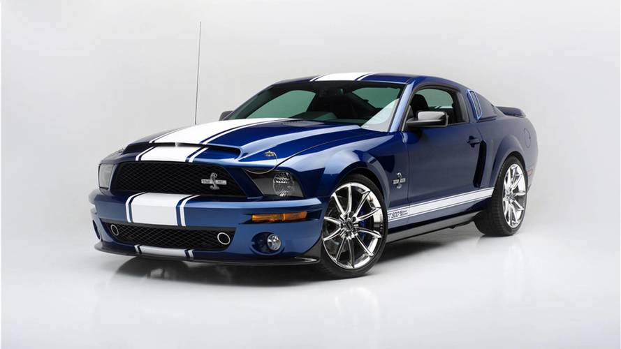 Super Snake 2017 >> Shelby GT500 Super Snake Auction To Benefit Vegas First Responders