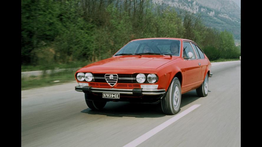 """Quella volta che l'Alfa Romeo """"azzardò"""" l'iniezione"""