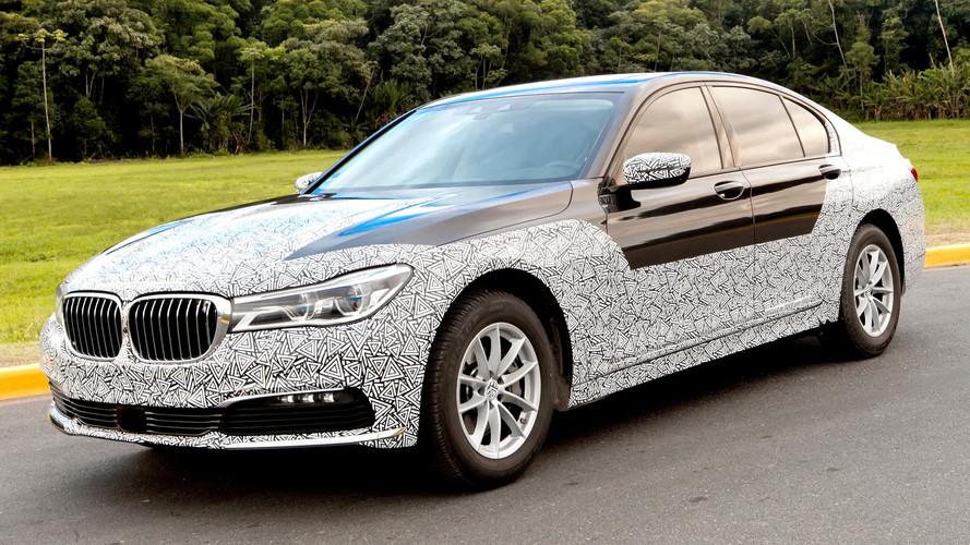 BMW testa sistemas semi-autônomos no Brasil