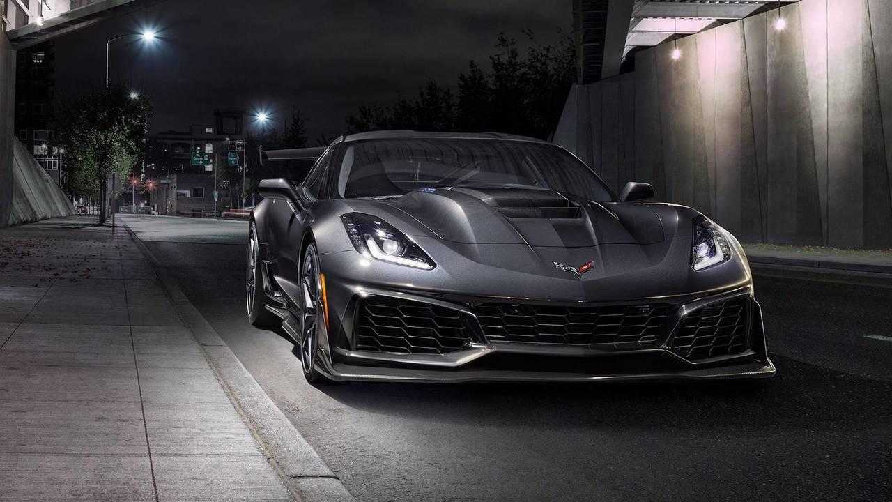 It's the fastest Corvette ever.
