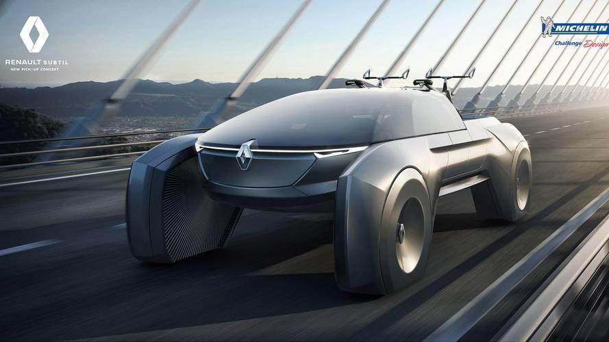 Egyszerre lehetne pickup és SUV a jövő Renault modellje