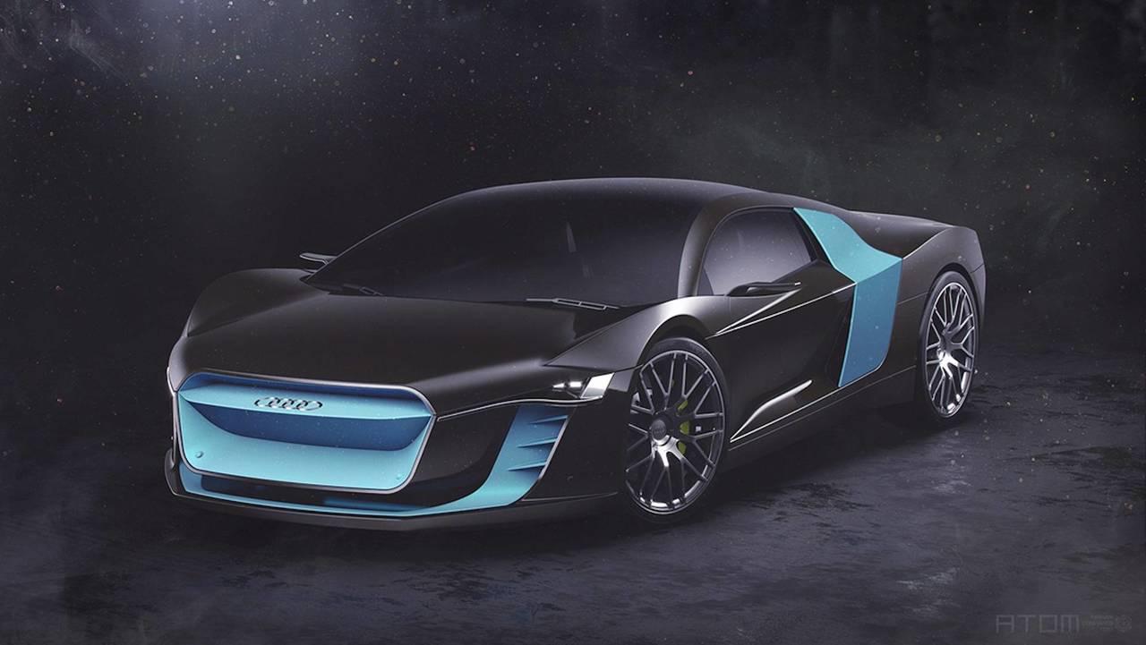 Audi ATOM Concept