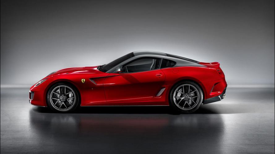 Una nuova Ferrari Enzo nel 2012