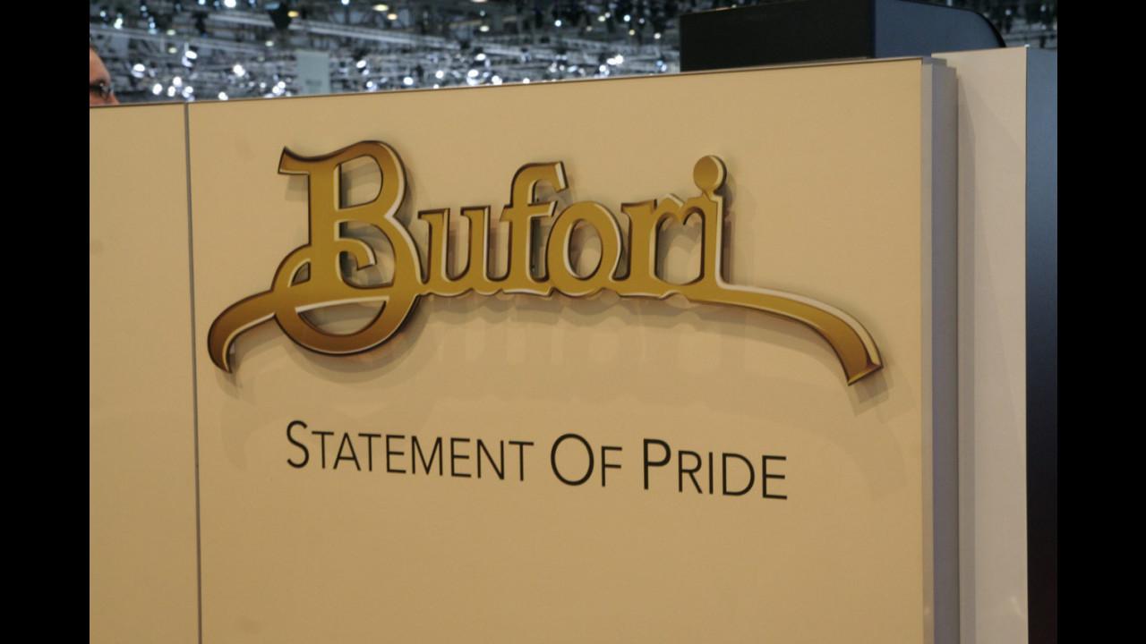 Bufori al Salone di Ginevra 2010