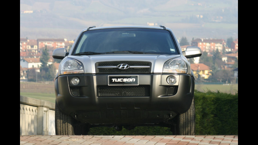 Hyundai Tucson CRDi VGT