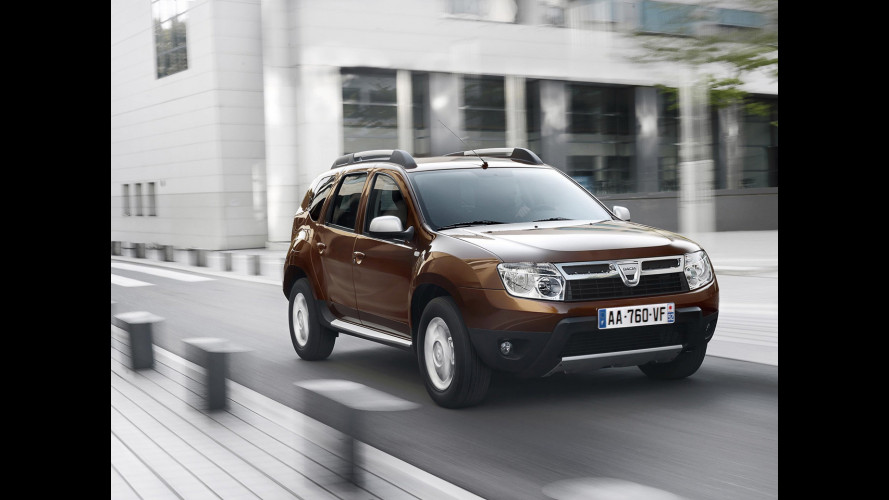 Dacia Duster MY 2011