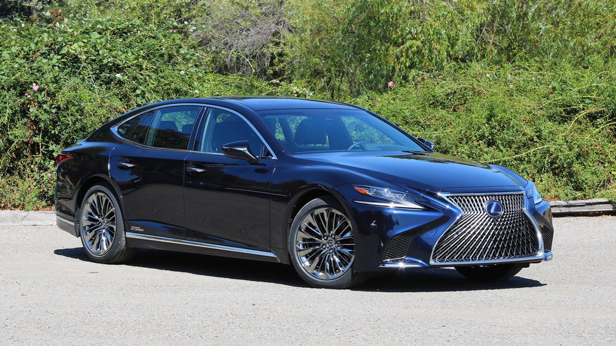 Latest-generation Lexus LS to bear £72,595 price tag