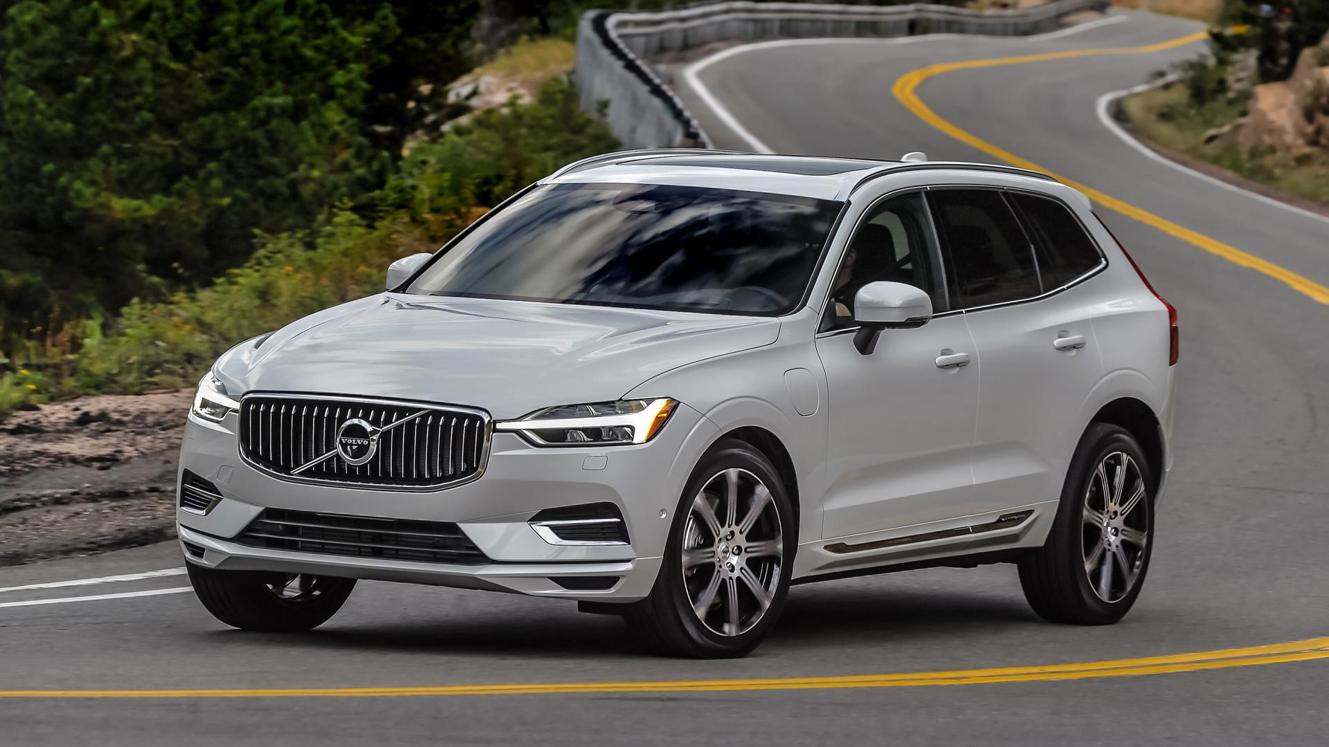 2018 Volvo Xc60 T8 Review Performance And Green In One