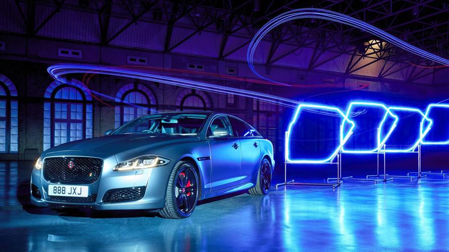 Jaguar XJ Drone Racing