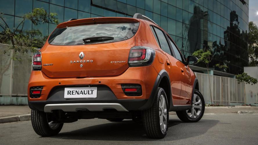 Renault Sandero Stepway é vendido com desconto de R$ 4.000