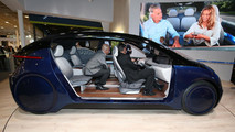 Yanfeng Automotive Interiors XiM18 Concept