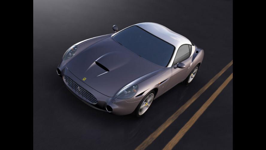 575Z: torna una Ferrari Zagato