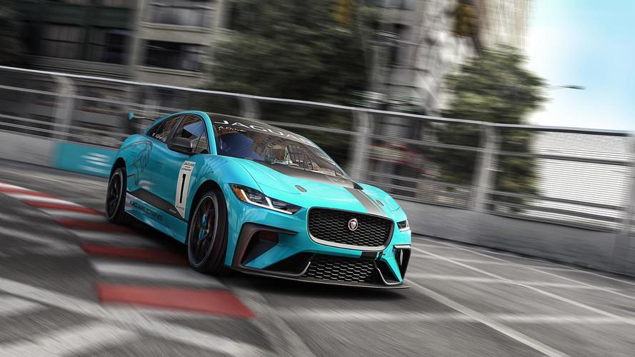 Le Jaguar I-Pace SVR est en route !