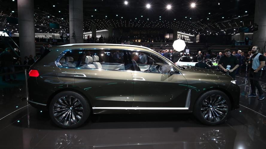 Le BMW X8 est toujours en discussion