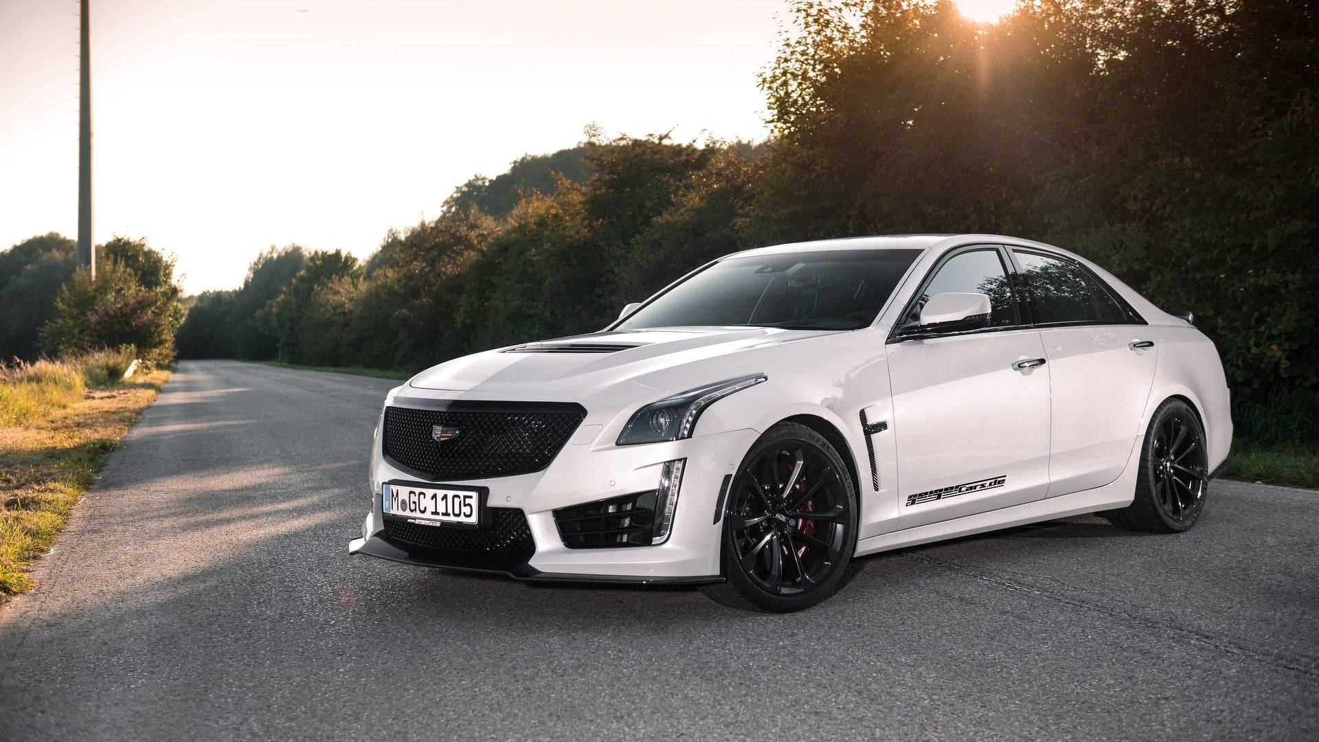 You Can Have This 753-HP, 210-MPH Cadillac CTS-V For E63 Money