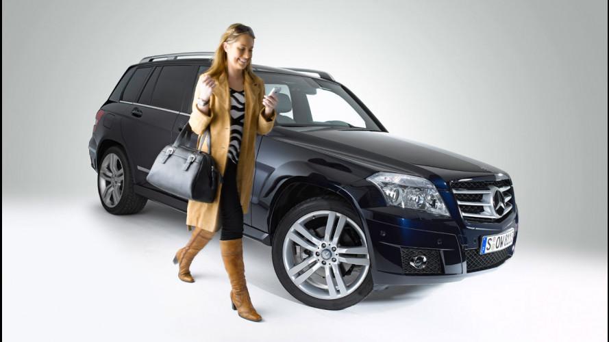 Sulle Mercedes arriva l'integrazione per iPhone