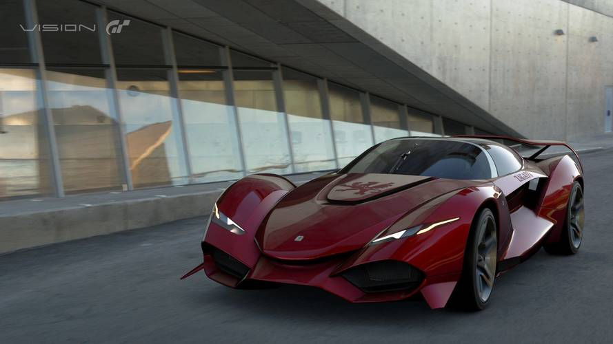 A Zagato szállítja az újabb Vision GT modellt, ami az IsoRivolta nevet kapta