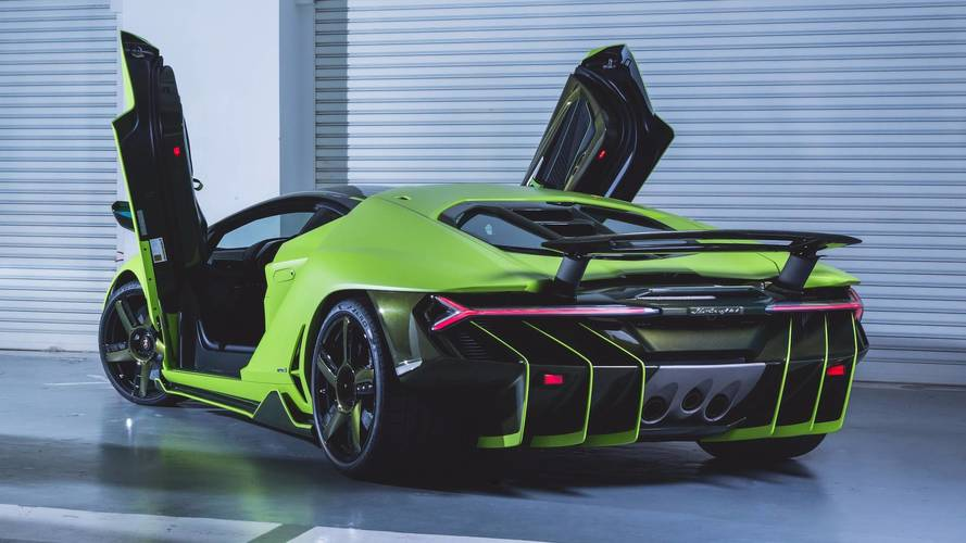 Lamborghini Centenario Lp 770 4 News And Reviews Motor1 Com