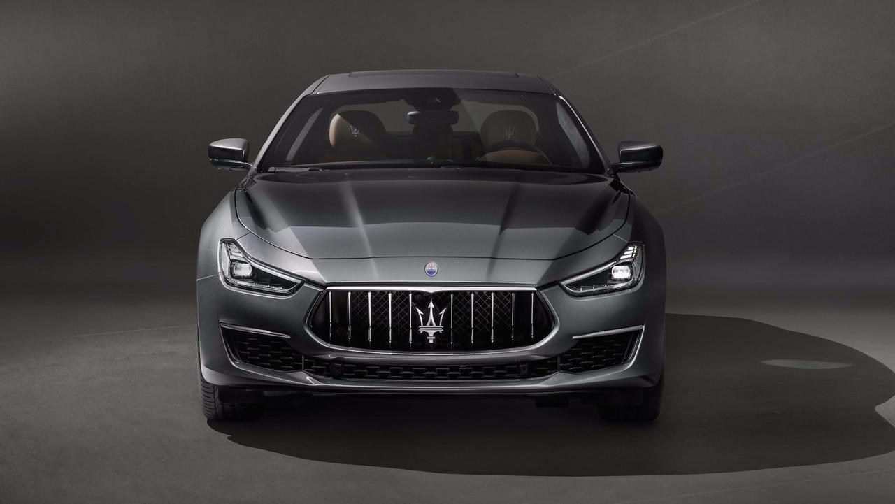 2018 Maserati Ghibli GranLusso