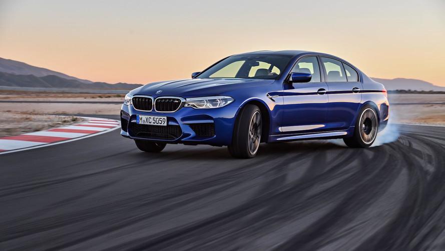 Novo BMW M5 é chamado para recall em sensor de nível de combustível