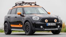 MINI Countryman de X-raid