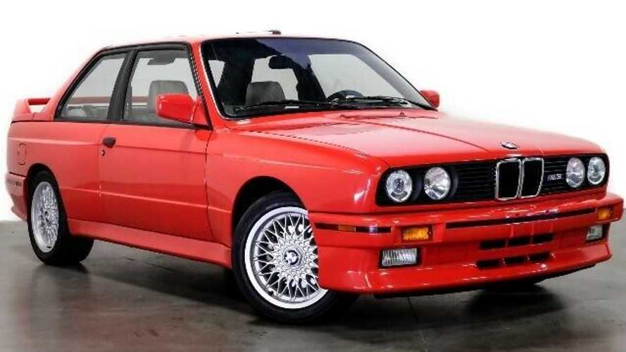 Ex-Paul Walker 1991 BMW M3 Can Be Yours For Just $150,000