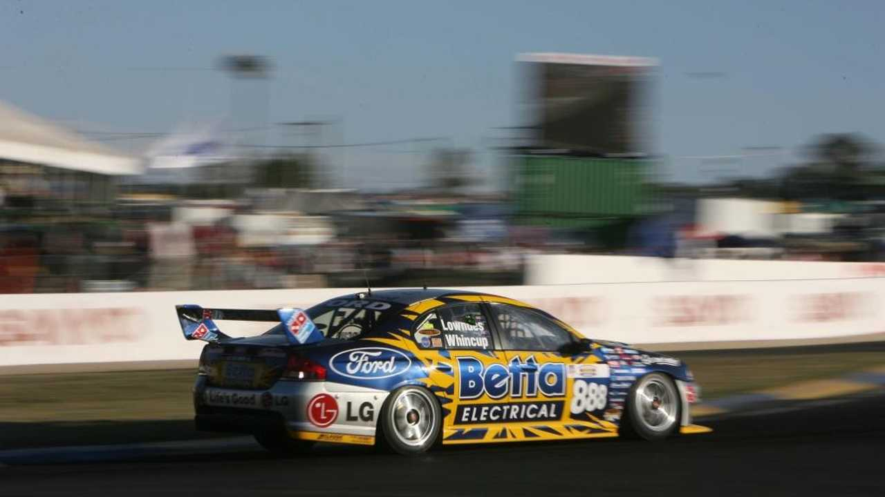 Lowndes plots Goodwood run with Bathurst-winning Ford