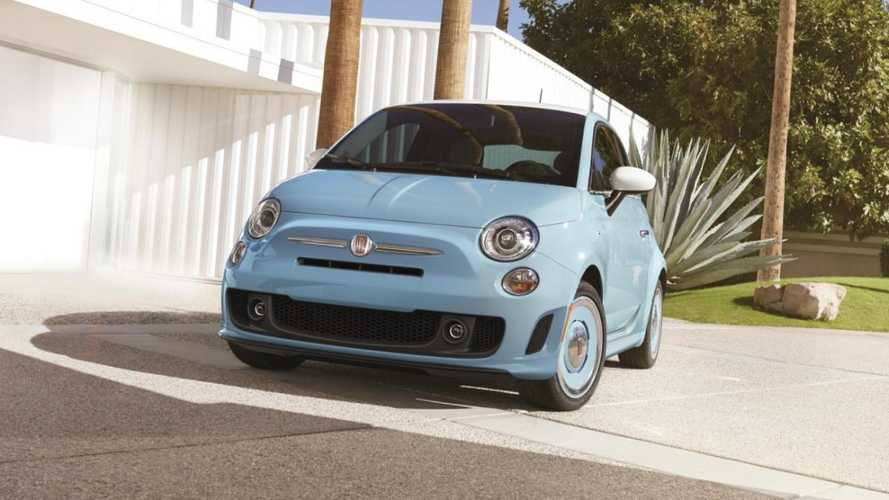 Fiat 500 goes retro with 1957 Edition