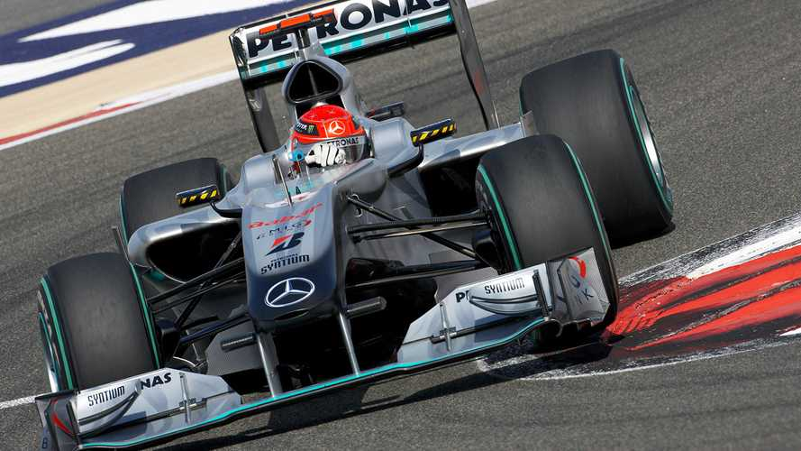 "F1, Weber: ""Schumacher ha fallito alla Mercedes"""