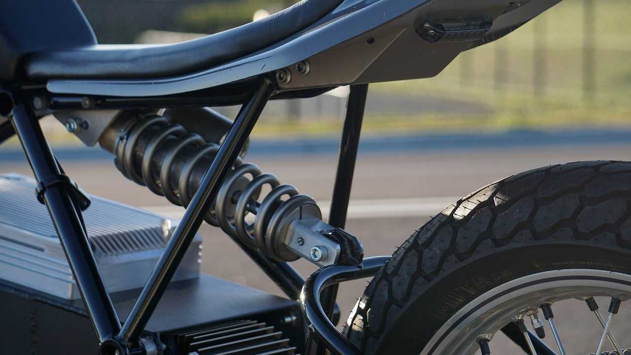 Ed Motorcycles: Concept Z - Shock