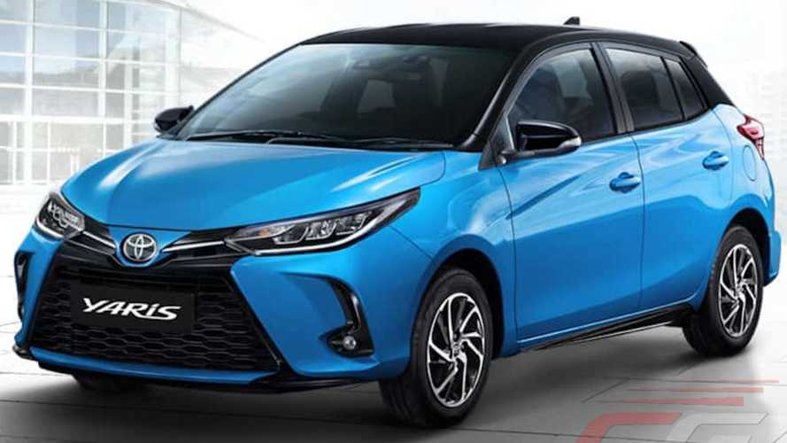 Novo Toyota Yaris 2021 - Hatch
