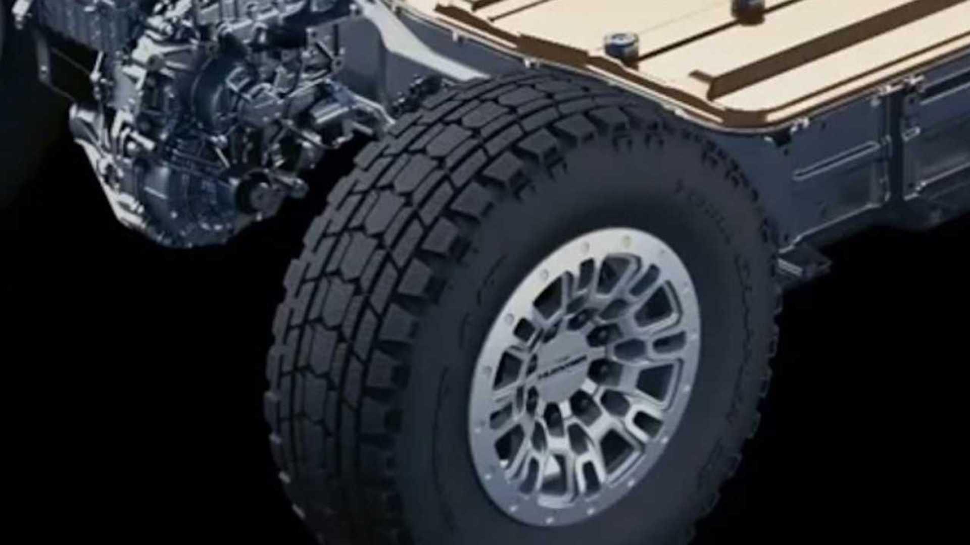 2021 - [GMC] Hummer EV Truck  - Page 2 Gmc-hummer-ev-wheel-design-leaked