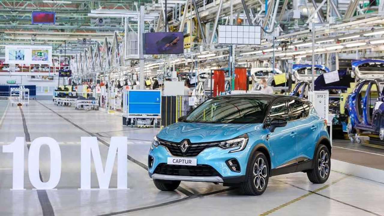 Renault Captur E-TECH Valladolid