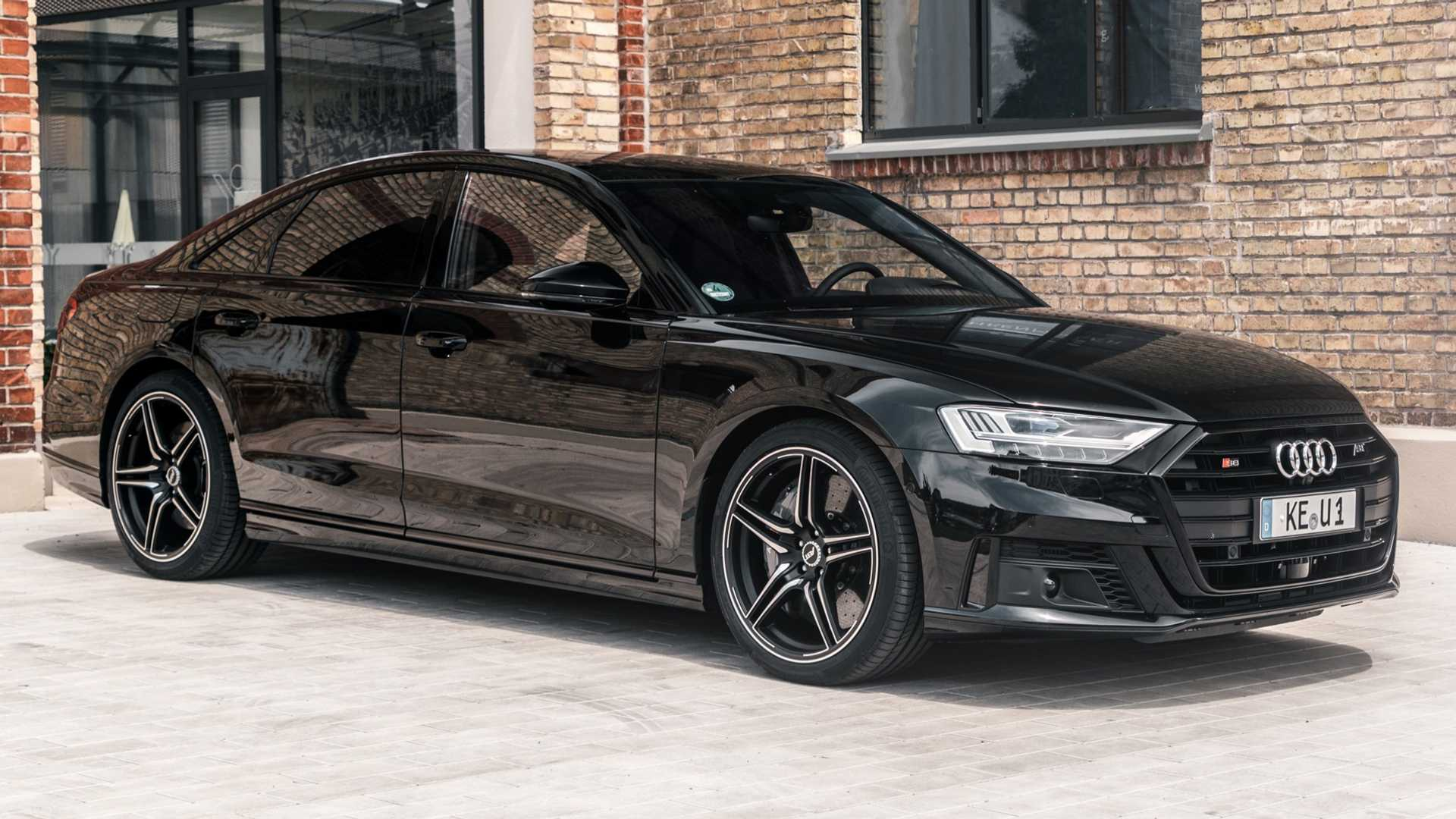 AUDI S8 2020 BY ABT